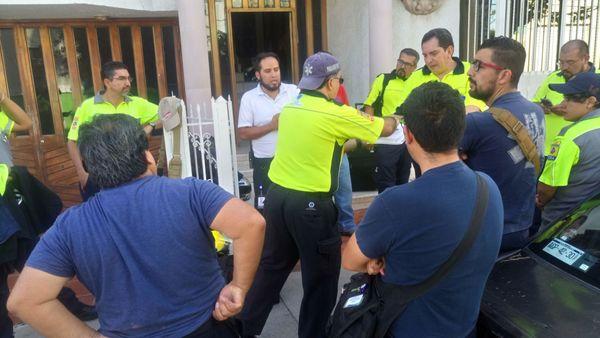 Envían a Morelos a rescatistas de Aguascalientes