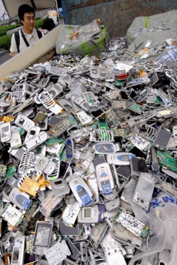 Las medallas de Tokio 2020 serán de celulares reciclados