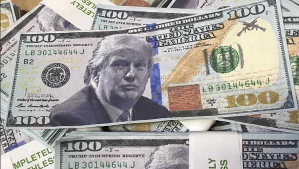 A la espera de Trump, dólar se dispara a 23 pesos