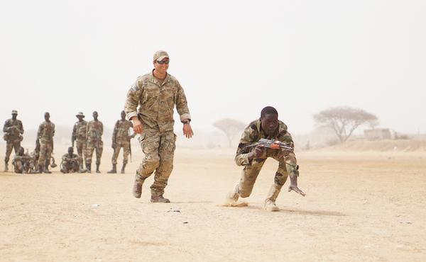 Aumentan fuerzas especiales de EE.UU. en África
