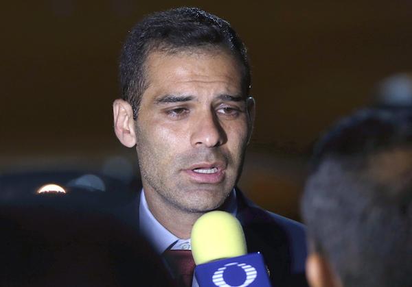 """Rafa Márquez juega su """"partido más difícil"""" en solitario"""