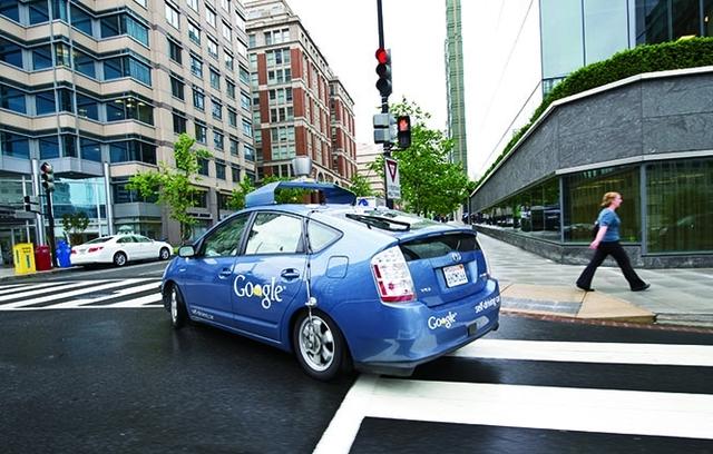 Google, puedes conducir mi auto