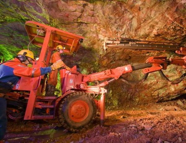 Reportó la industria minera, producción con valor de 1,781 mdp en enero del 2016