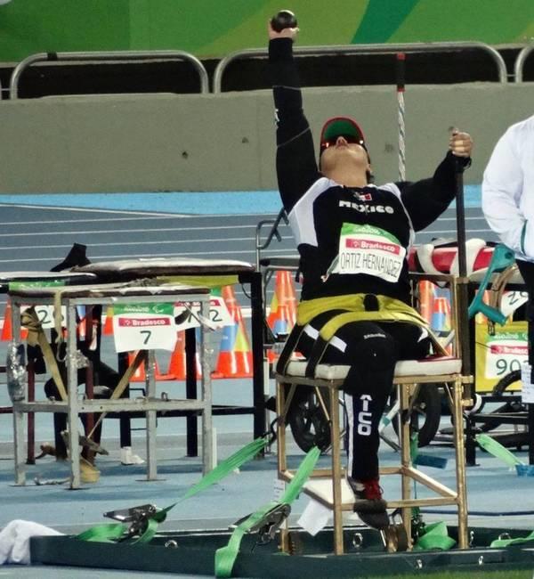 Cae primer oro para México en Paralímpicos de Río