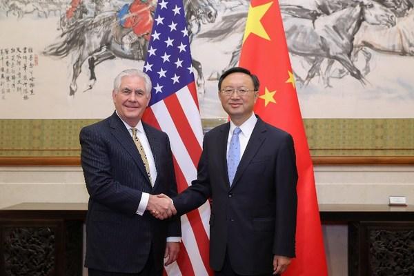 China y EE.UU. trabajarán juntos frente a Corea del Norte