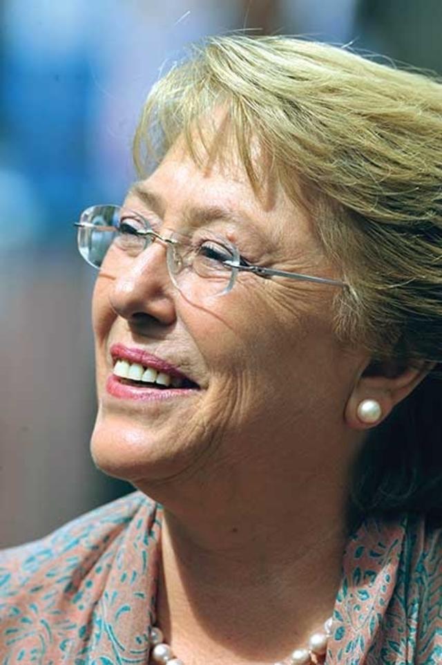 Michelle Bachelet: el regreso de la señora presidenta