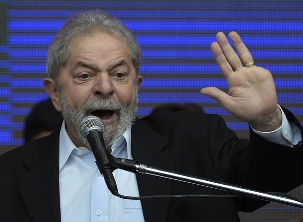 """""""Sobreviviré a procesos e investigaciones en mi contra"""": Lula da Silva"""