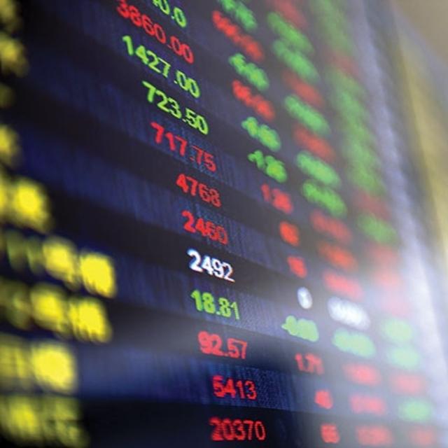 ¿Se reventará la burbuja de los  mercados financieros?