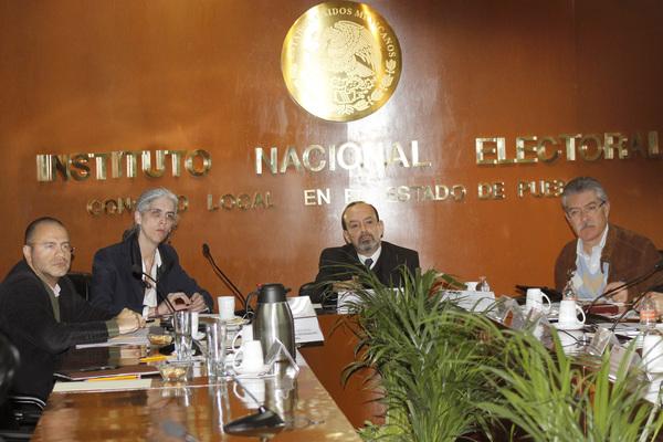 Puebla recibe 122 mdp para elecciones