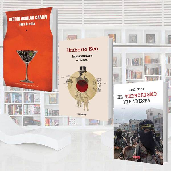 Agenda semanal de libros