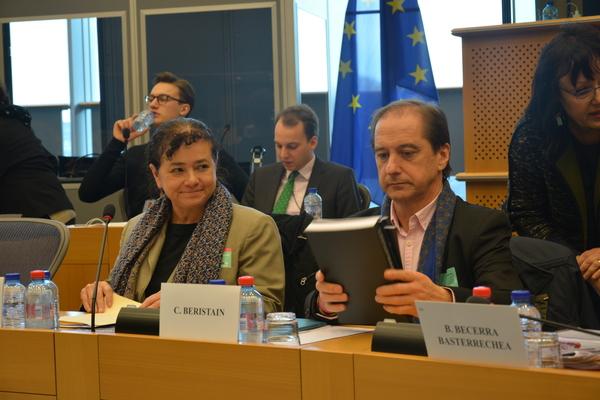 Respalda Parlamento Europeo actuación del GIEI en caso Ayotzinapa
