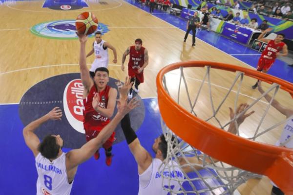 México no competirá con basquetbol en Río 2016