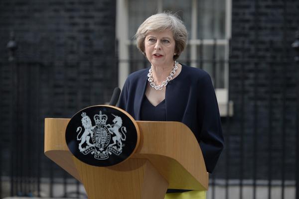 Theresa May, la nueva primera ministra con la misión del brexit