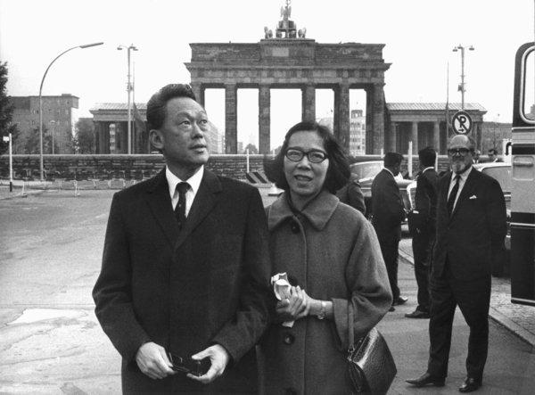 """Muere Lee Kuan Yew, el """"león"""" de los líderes asiáticos"""
