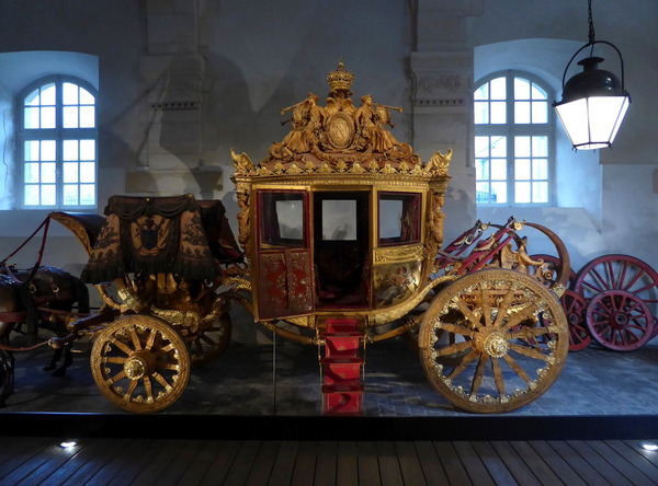 Versalles se viste de gala con nuevo espacio museístico