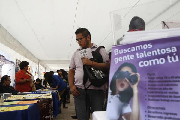 Registra Puebla capital desempleo mayor al promedio nacional