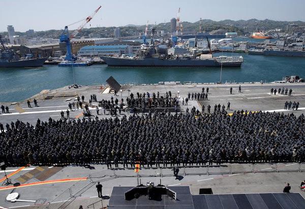 La presencia militar de EE.UU. se extiende en Asia