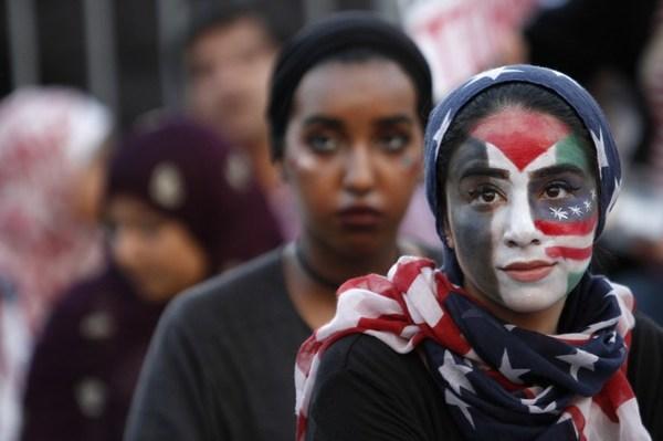 Cómo las mujeres musulmanas se rebelan contra la discriminación