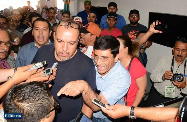 Denuncia PRD que panistas armados secuestraron a Jaime Beltrán del Río
