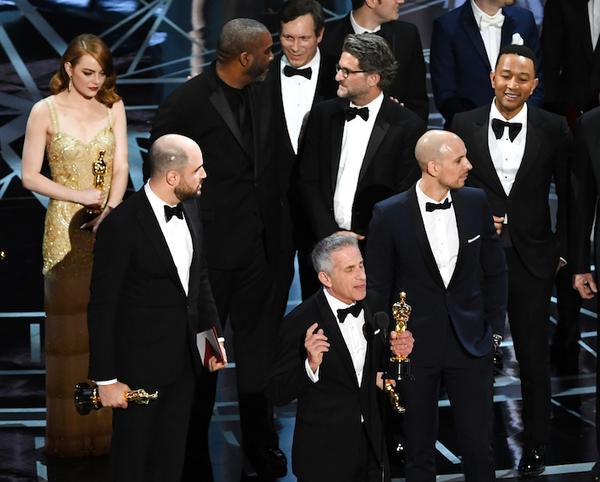 El Óscar se enfocó tanto en política que descuidó la ceremonia: Trump