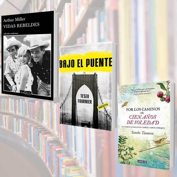 Agenda semanal de libros: 24 al 29 de agosto