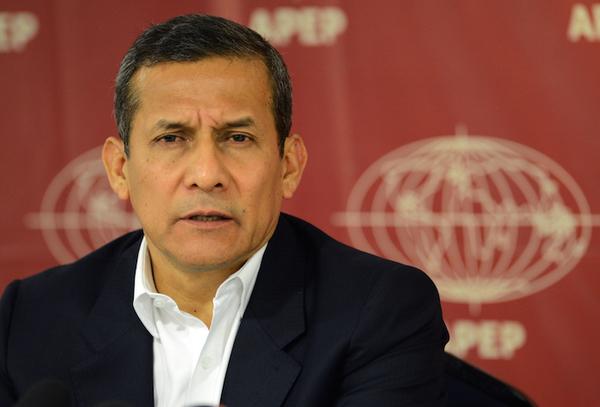 Los exrivales, Humala y Fujimori, juntos en la cárcel