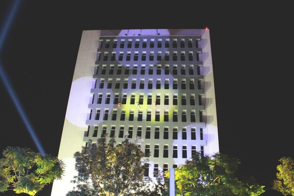 Inauguran torre de rectoría en la UAA