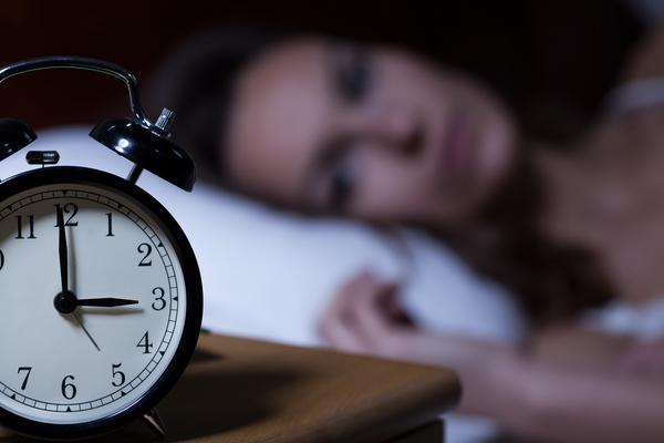 Top cinco de trastornos del sueño