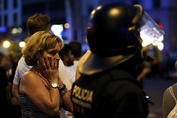 Terror en Barcelona