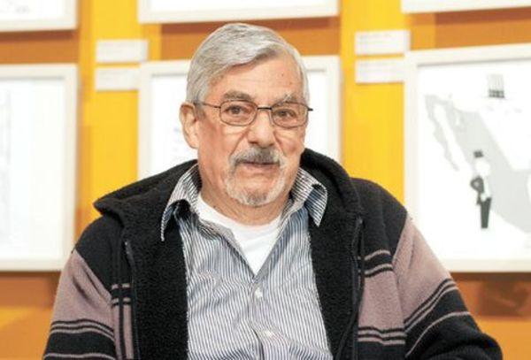 Murió el caricaturista Naranjo
