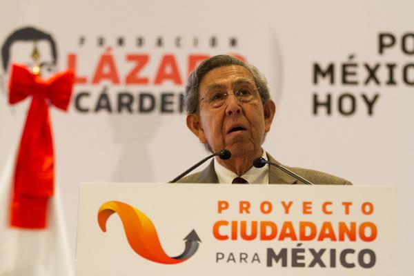 """""""México está en el peor retroceso político de la historia"""""""