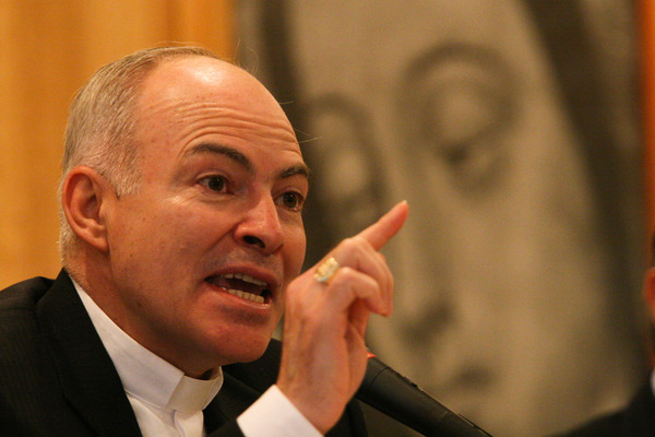 Carlos Aguiar, nuevo arzobispo primado de México
