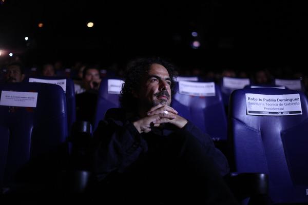 La Academia entrega un Óscar especial a Iñárritu
