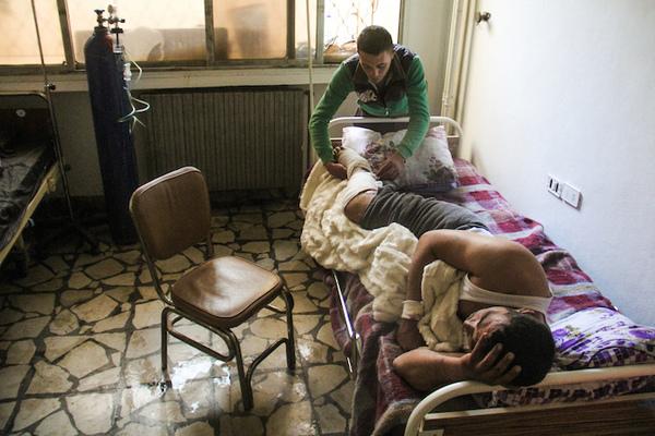 Análisis revela que sí se utilizó gas sarín en Siria