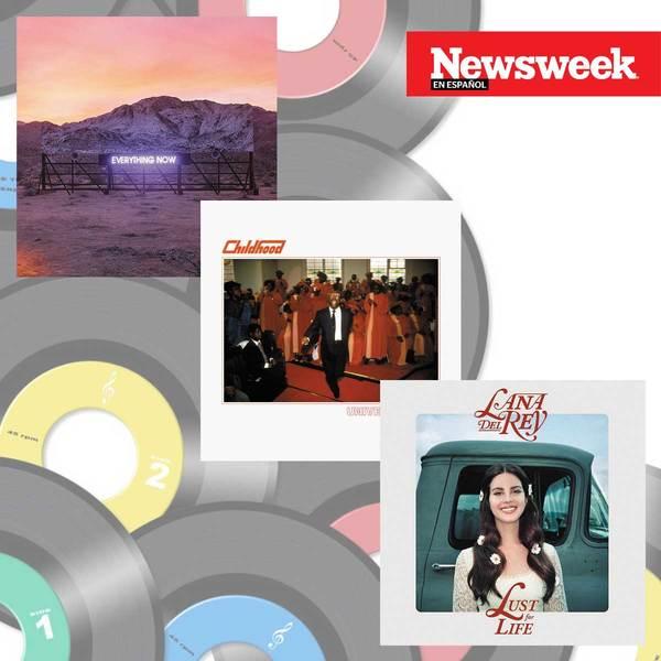 Agenda de discos (al 17 de agosto)