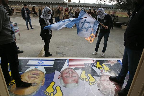 La Casa Blanca busca relanzar proceso de paz israelo-palestino