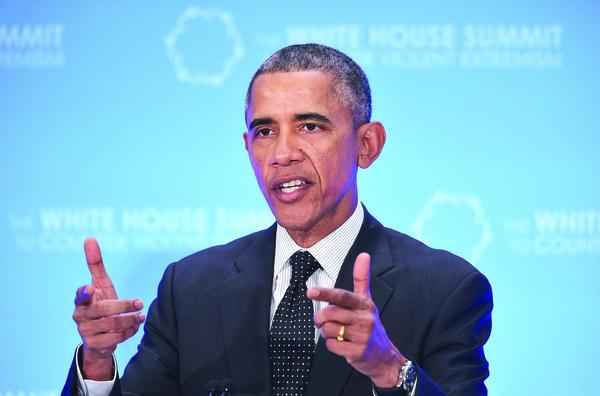 "Guerra Occidente-Islam, ""horrible mentira"": Obama"