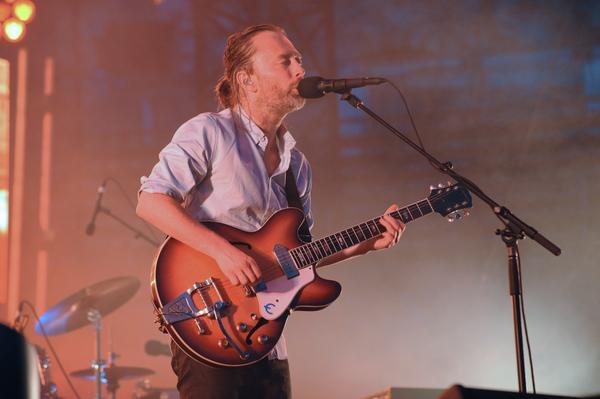 ¡Radiohead vuelve a México!