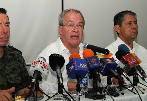 Comisionado presenta operativo de seguridad Tláhuac-Chalco