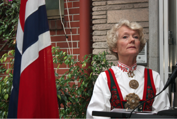 """""""En México hay mucha corrupción en todos los niveles"""": Embajadora de Noruega"""