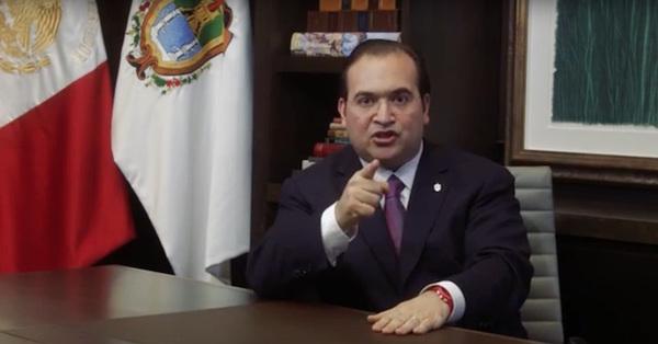 Javier Duarte acusa a Yunes de corrupto y perverso