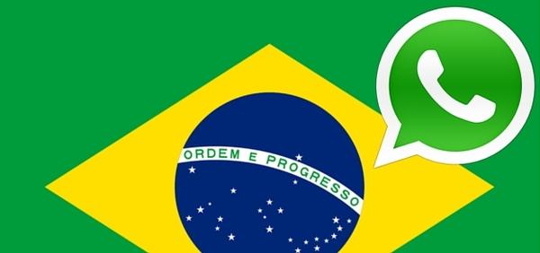 Ordena juez brasileño suspensión de whatsapp durante tres días