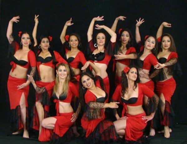 Chihuahua sede de encuentro nacional de danza árabe