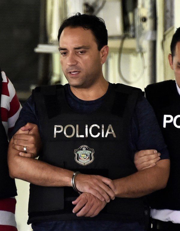 Panamá allana el camino para la extradición de Borge