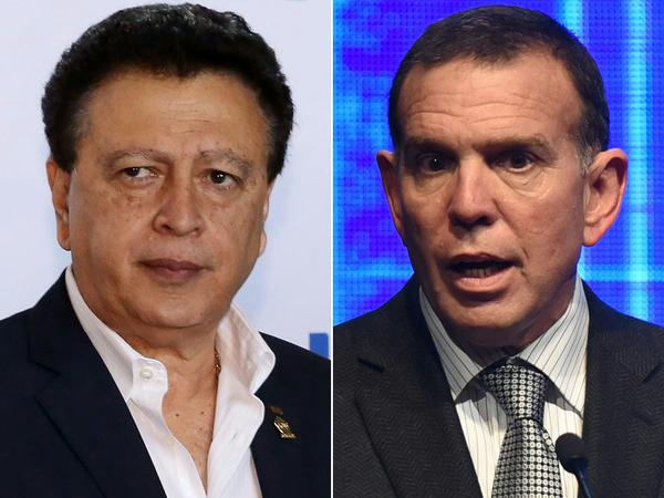 Detienen en Suiza a presidentes de Conmebol y Concacaf