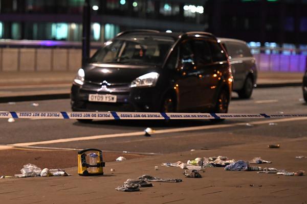 Estado Islámico reivindica atentado en Londres