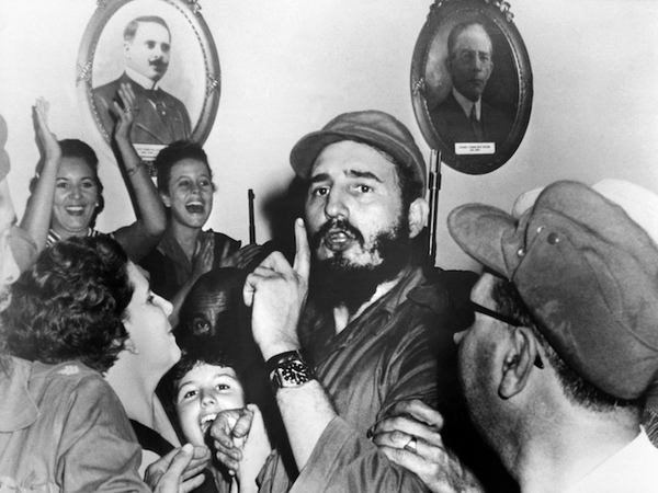 Los extraños intentos de EE.UU. para matar a Castro