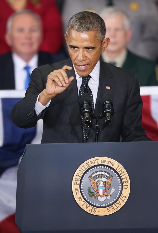 """Riesgoso, llamado a combatir """"extremismo violento"""" de Obama"""