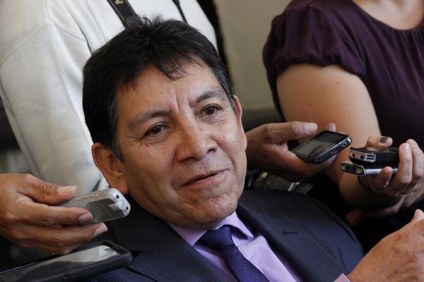 Candidato independiente acusa obstaculos en el IEE
