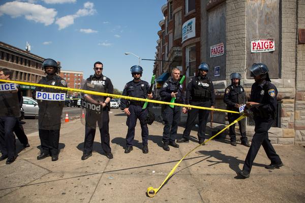 Periodistas publican balance de asesinados por policías en EE.UU